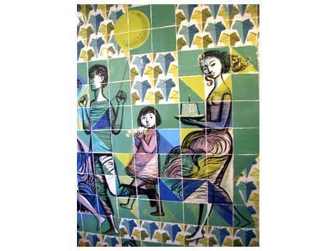 maria keil mural Lisboa