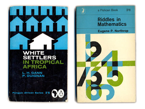 Penguin books - Book cover design
