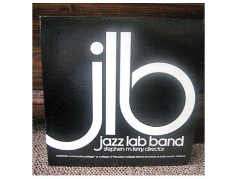 jazz lab band record cover