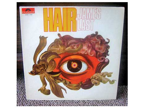 James last album cover art