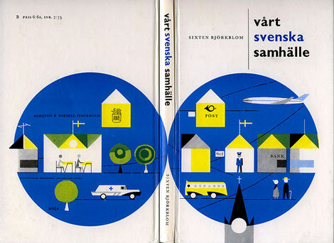 Staffan Wiren book cover illustration