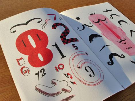 Steven Guarnaccia - Un Sedicesimo magazine