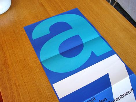 Stedelijk Museum Poster design - Wim Crouwel