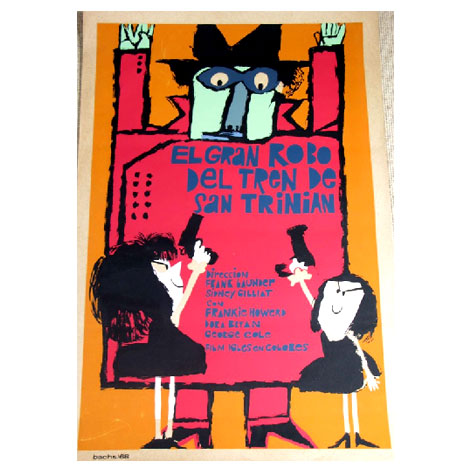 Cuban film posters blog