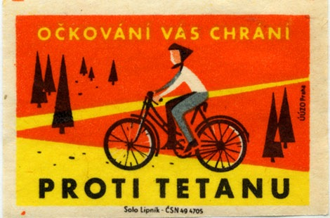 matchbox label replica