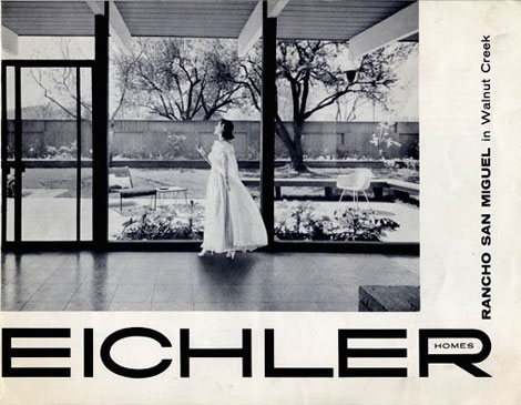 Eichler Homes brochure