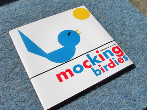 Mocking birdies annette simon