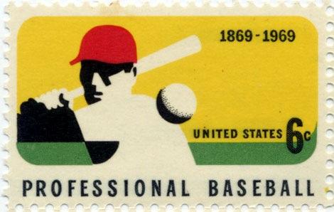 vintage us postage stamp 1969