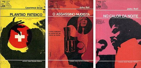 Gian Calvi book cover designs