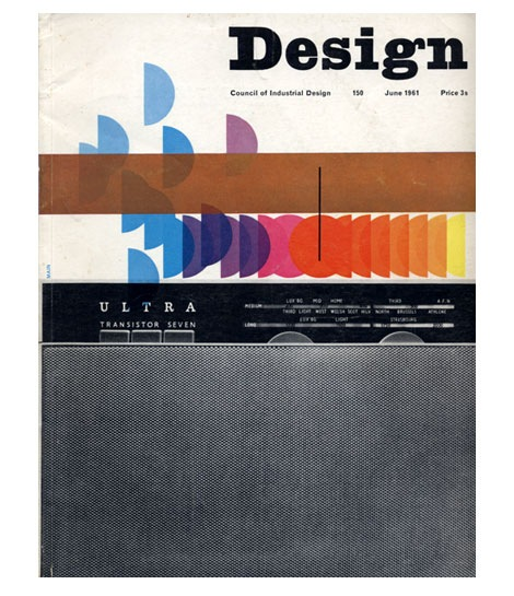 Ken Garland design magazine