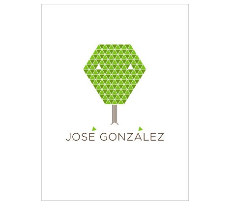 jose gonzalez poster - Insound 20