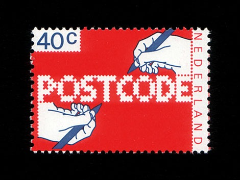 gert-dumbar-dutch-stamp