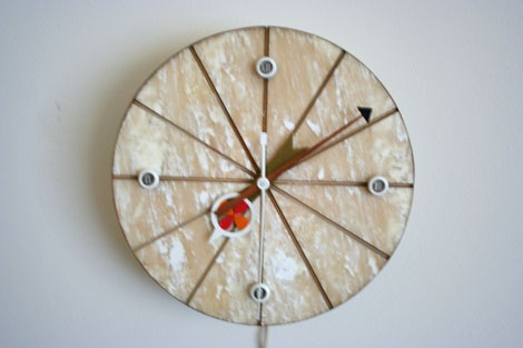 mid-century-modern-clock
