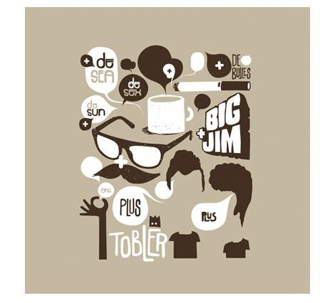 tobler small studio-poster