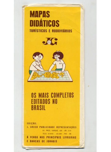vintage-brasil-map