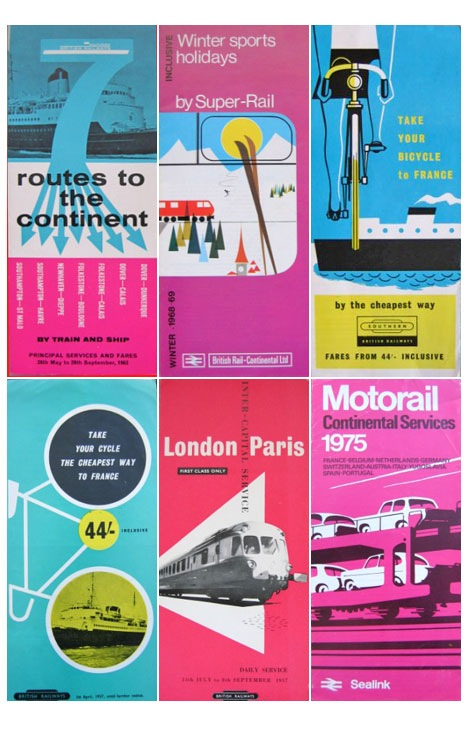 british railways booklets