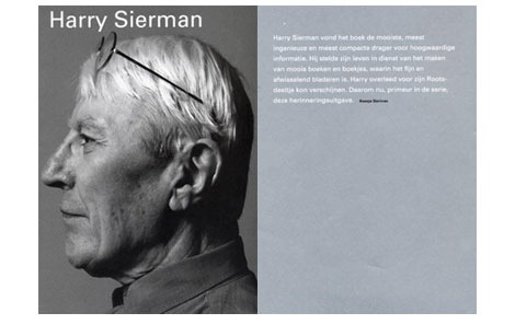 harry sierman book