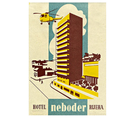 hotel neboder rijeka croatia