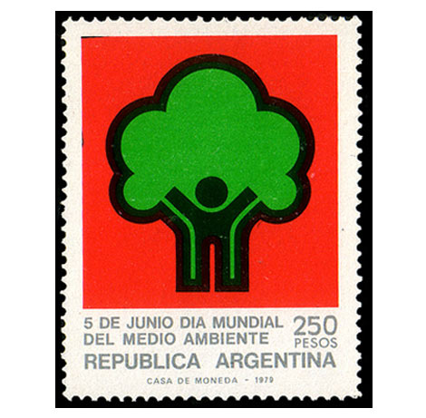 1970s argentina stamps