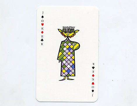 el al playing cards