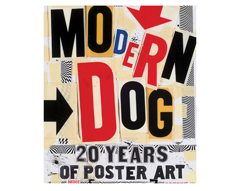modern dog posters