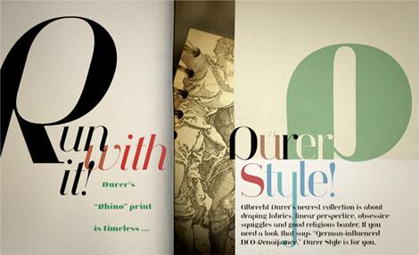 Steve Mehallo - Jeanne Modern typeface