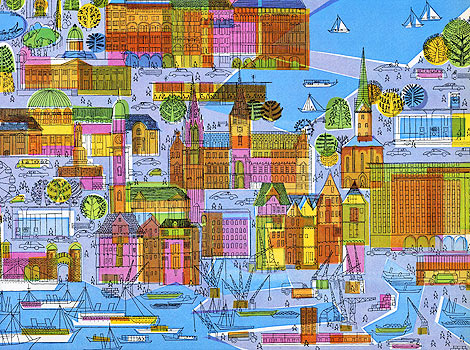 cityscapes wallpaper. After we posted this cityscape