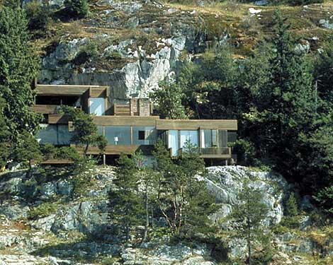 graham house