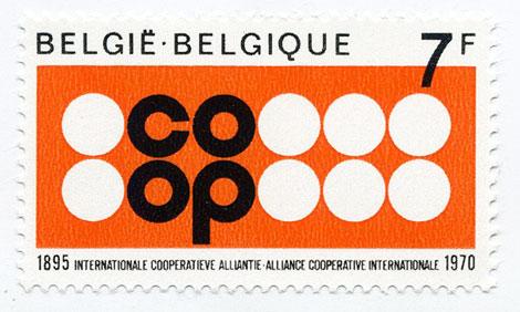 belgian stamp