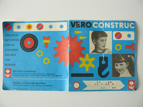 Vero Construc, Germany, Graphic Design