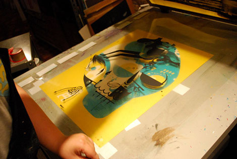 little friends of printmaking