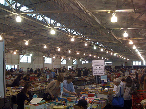 san francisco book sale
