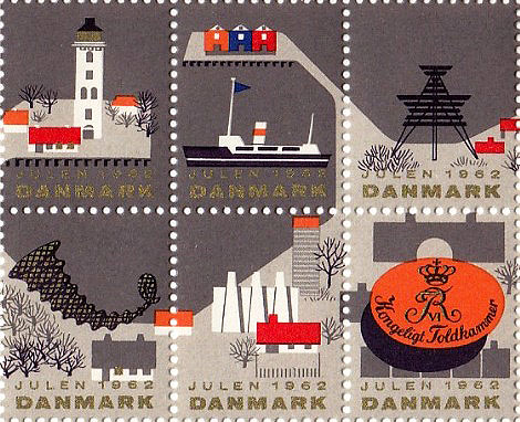 danish christmas seals