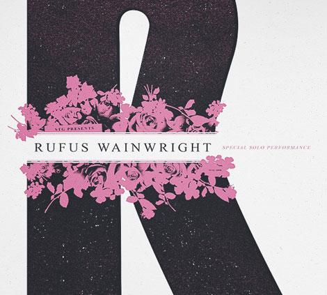 Andrio Abero / 33rpm / Rufus Wainwright