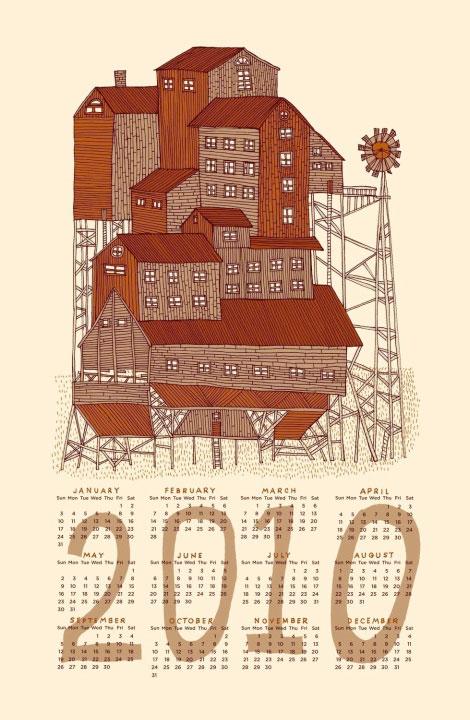 2010 nate duval calendar