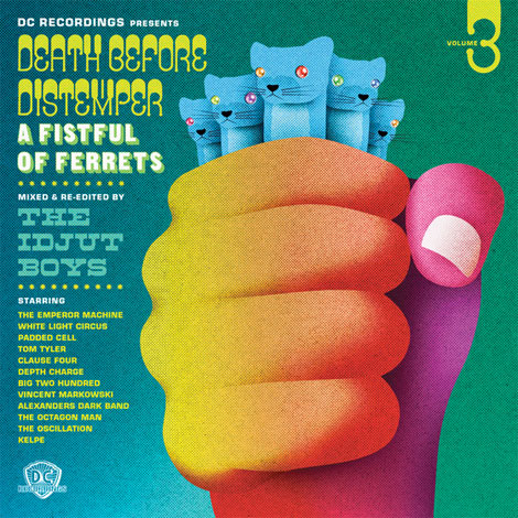 la boca design, uk, west london, record covers