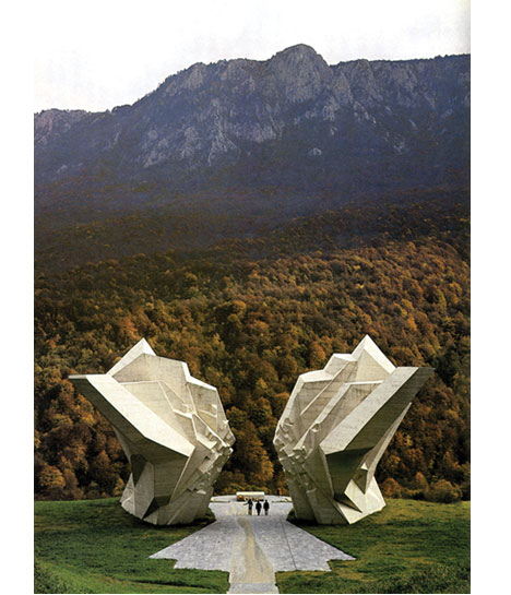 Sutjeska Partisan Memorial