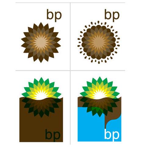 draplin bp logo