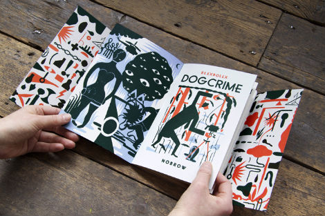 blexbolex, nobrow, dogcrime, illustration