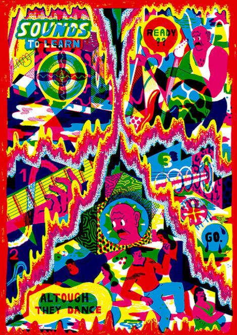 Brecht Vandenbroucke, illustration, Belgium