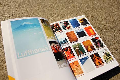 lufthansa book