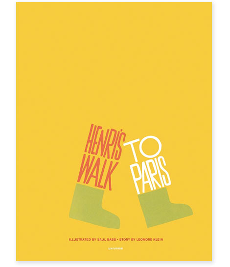 henri's walk to paris