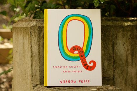 Quodlibet, No Brow, Katja Spitzer
