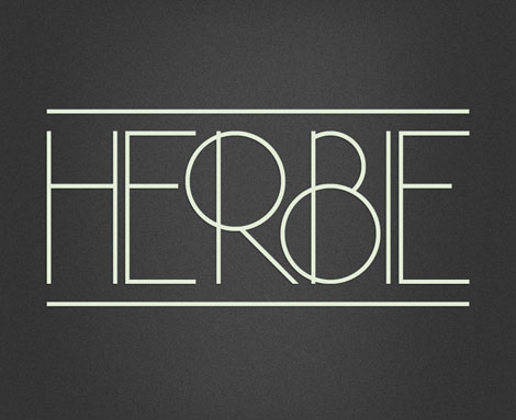 herbie font