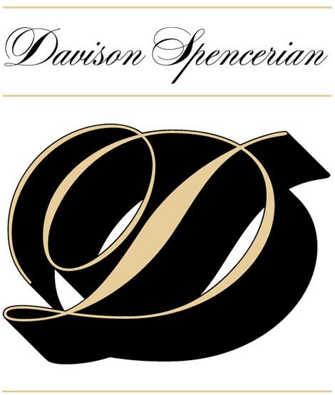 davison spencerian