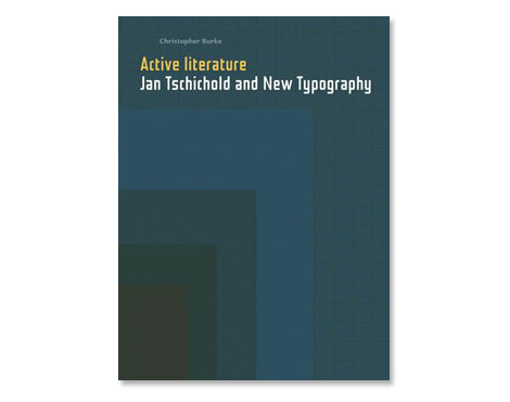 Jan Tschichold Book via grain edit