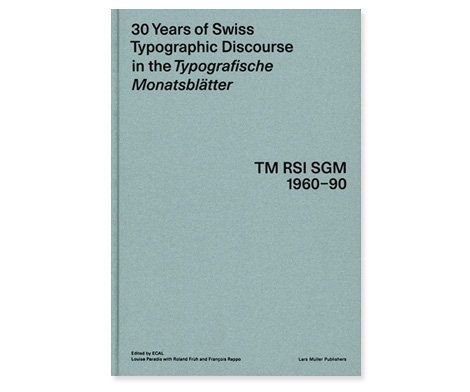 30 Years of Swiss Design via #grainedit