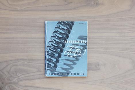 Handbuch der Feder via #graineditshop