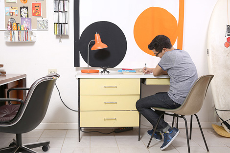 Javier Garcia Interview via grainedit.com #designinprocess
