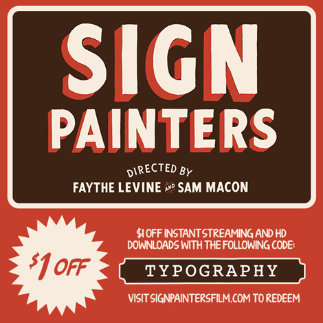 sign painters film on grainedit.com